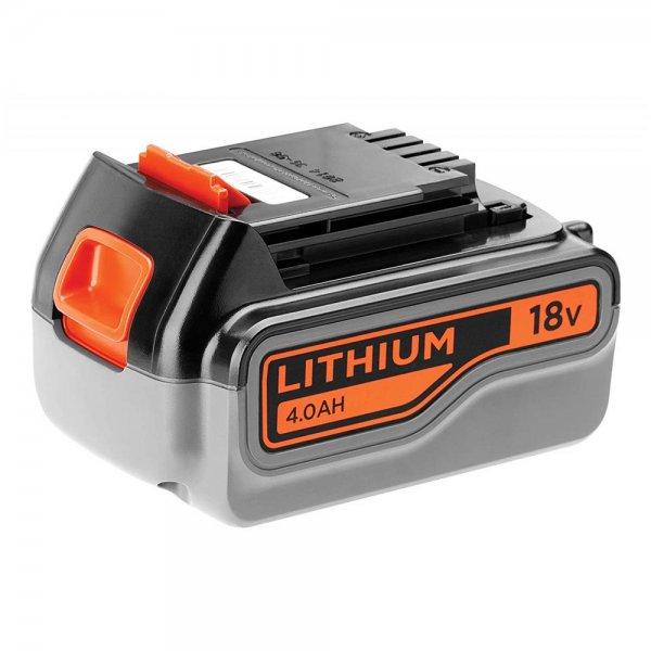 Black & Decker Li-Ion Akku BL4018-XJ 18 V 4 Ah Ersatzakku Batterie