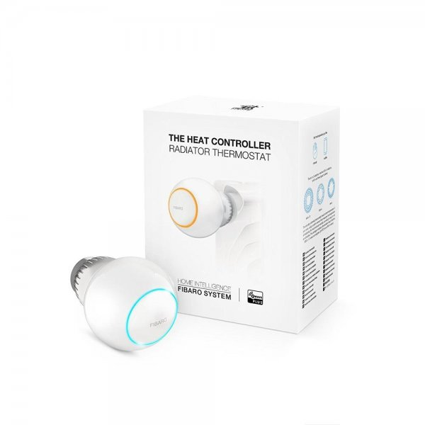 Fibaro Radiator Heizkörper-Thermostat | Z-Wave Plus