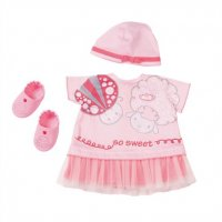 Zapf Creation AG Baby Annabell Deluxe Sommertraum