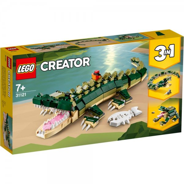 LEGO® Creator 31121 - Krokodil
