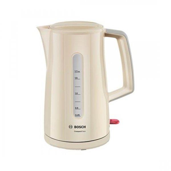 Bosch CompactClass TWK3A017 Wasserkocher 2400 W 1,7 L