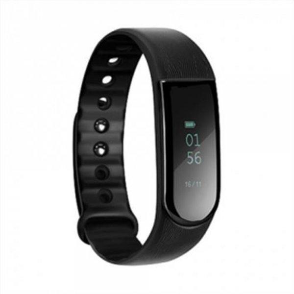 ACME ACT202 Activity Tracker Smart-Armband mit Puls-Messgerät Schrittzähler schwarz
