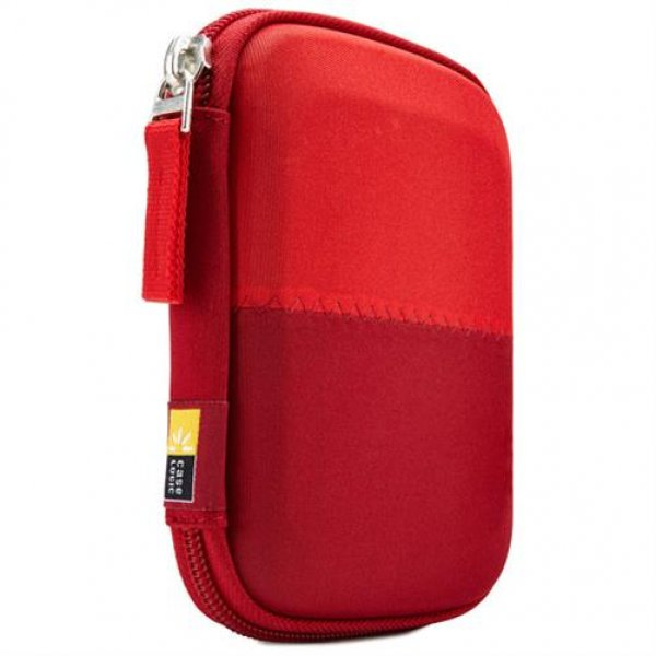 """Case Logic Tasche für externe 2,5"""" Festplatte Rot"""