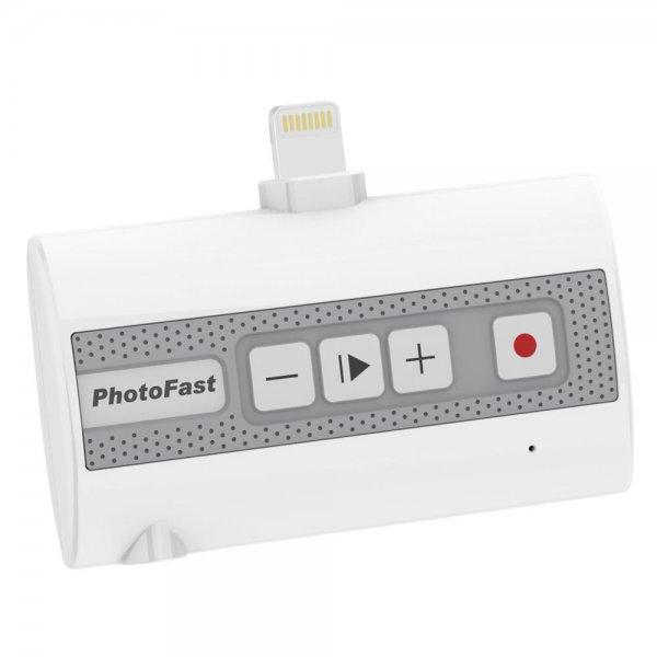 PhotoFast Call Recorder Lightning Kartenleser microSD