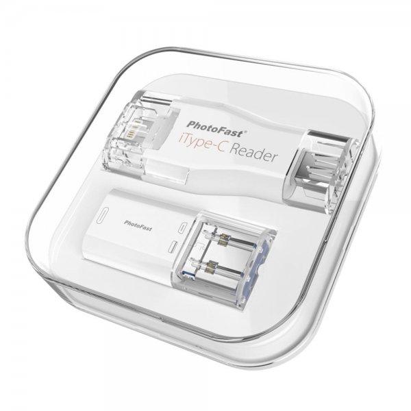 PhotoFast iType-C Reader Lightning USB-C microUSB