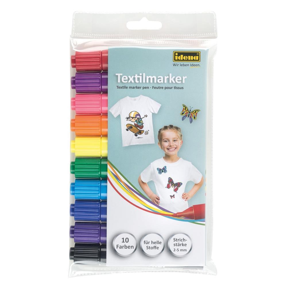 Sonstige Mal- & Zeichenmaterialien für Kinder Happy People 63329 Zaubertafel mit Stift und 2 Magnetstempeln Bastel- & Kreativ-Bedarf für Kinder