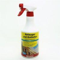 Pufas decotric Anlauger und Entfetter - Spray 500 ml in der PE-Sprühflasche