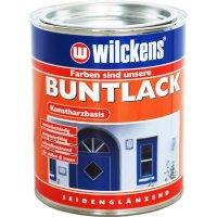 Wilckens Buntlack seidenglänzend, RAL 7016, Anthrazitgrau, 750ml