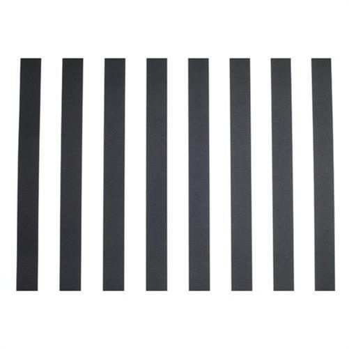 1 rolle premium tapete streifen schwarz weiss. Black Bedroom Furniture Sets. Home Design Ideas