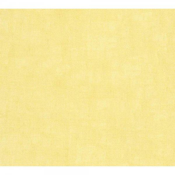 Vliestapete A.S. Création Materials Sonnengelb 363294