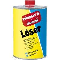 aka Solupast D - Löser für Klebstoffrückstände - 1 Liter