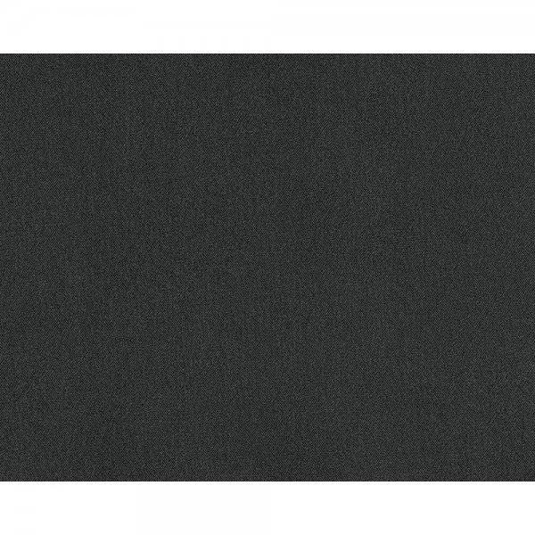 "A.S. Création Vliestapete ""New Orleans"" Uni Schwarz 317438"